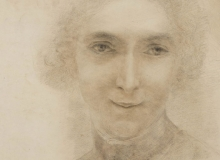 Portrait de la Reine Elisabeth. ©KIK-IRPA, Bruxelles