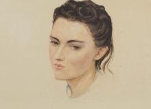 Portrait de Madame Scharit. ©KIK-IRPA, Bruxelles
