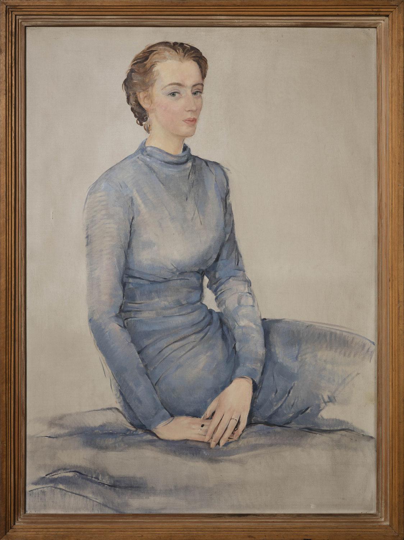 Portrait de Madame Westedorp. ©KIK-IRPA, Bruxelles