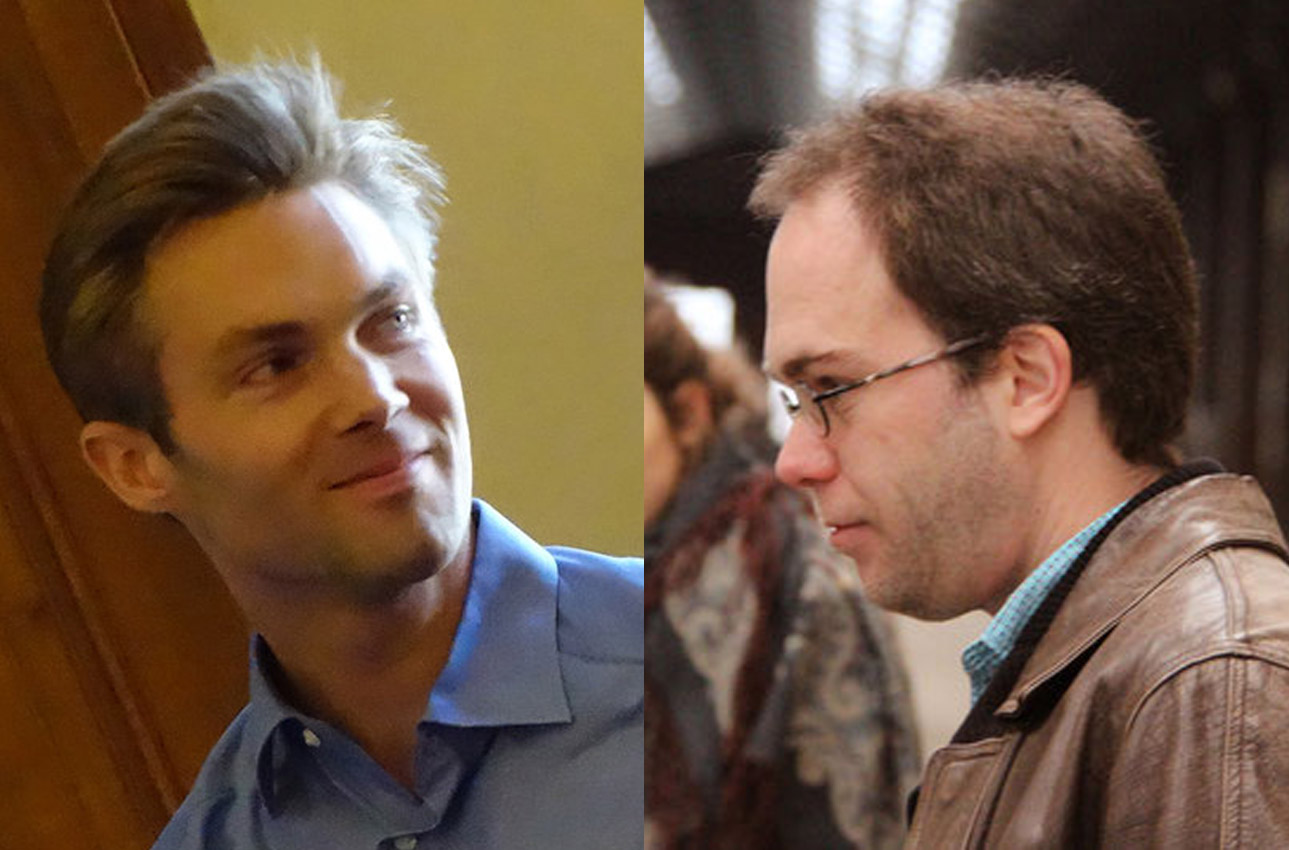 Duo de violons «Pierre Roland et Michaël Scoriels»