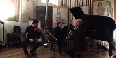 Concert de Lucas Blondeel, Roeland Hendrikx et Marc Sabbah –  Critique de concert par Tim De Backer – site web de Klassiek Centraal