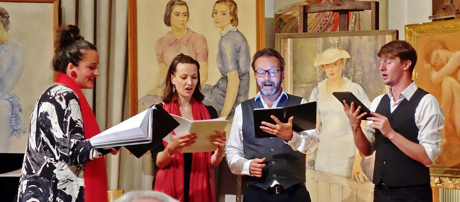 L'Atelier participe au festival Bruxelles sur Scènes!
