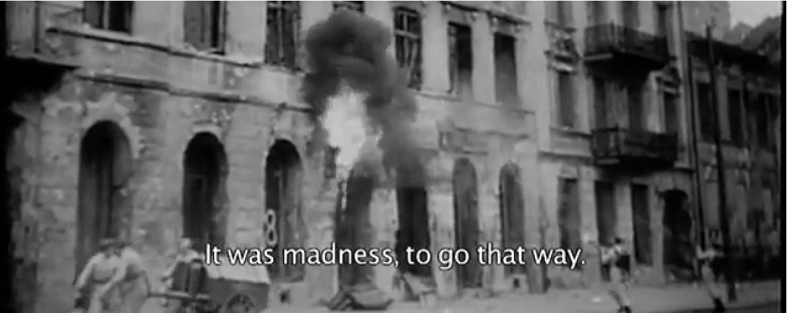L'Atelier transmet la mémoire – 19 avril 1943: Insurrection du ghetto de Varsovie et arrêt du XXe convoi – Lettres à Khayé «Je reviendrai»
