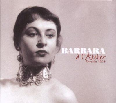Barbara à l'Atelier (1954)